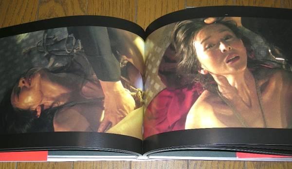 杉本彩 石井隆 映画/花と蛇2 パリ/静子 写真集 DVD付/絶版 希少 良品