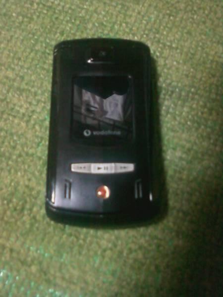Vodafone 804SS本体 黒 箱つき ...