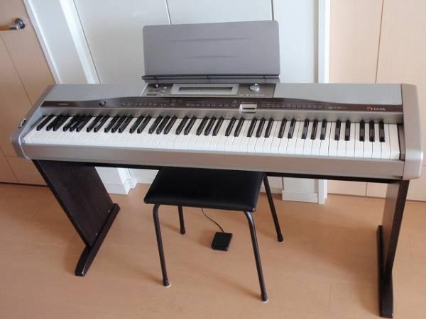 88鍵 電子ピアノ CASIO Privia PX-400R スタンド付き(カシオ