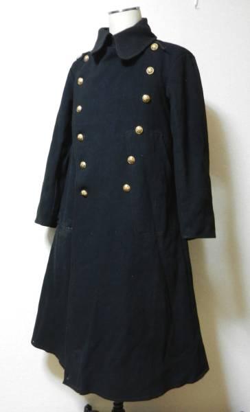戦前日本 警察官用冬外套 軍衣軍...