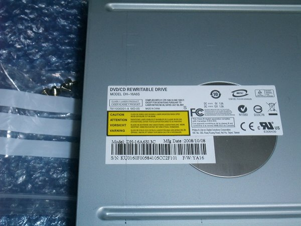 PLDS DVD -RW DH-16A6S ATA DEVICE DRIVER FOR PC