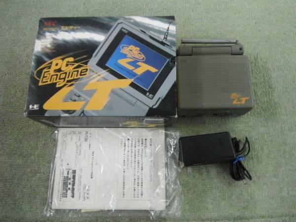 NEC PCエンジンLT ジャンク PC Engine LT PI-TG9(本体