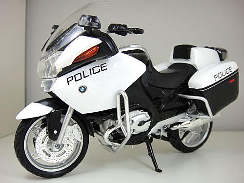 Police アメリカ Bmw R1200rt P ポリス バイク 白バイ 1 12 オートバイ