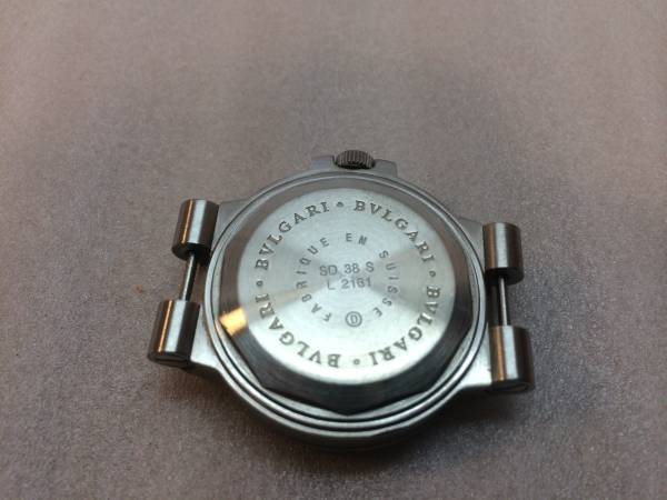 best service c1159 ff41c BVLGARI ブルガリ腕時計 SD38S L2161 自動巻き(ディアゴノ ...