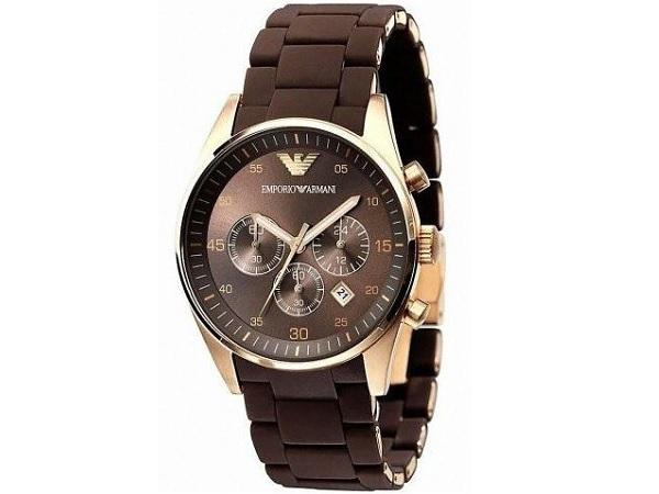 uk availability a33db e2bac 定価6万 EMPORIOARMANIエンポリオアルマーニ腕時計AR5890 ...