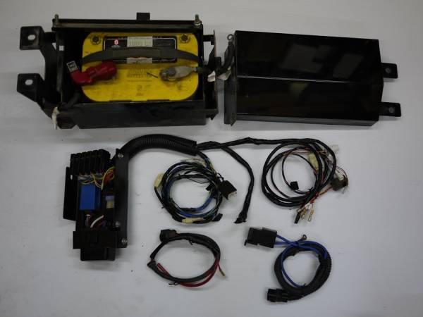 サブ バッテリー システム