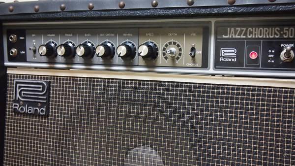 Roland ローランド JC-50 JAZZ CHORUS ギターアンプ(ローランド