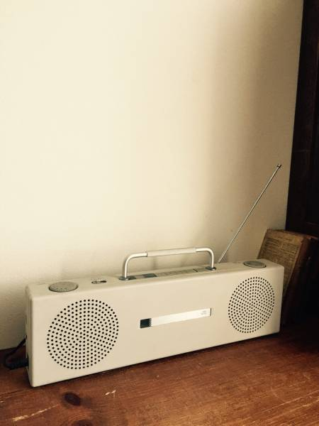 無印良品CDラジオプレーヤー(おまけ付き)