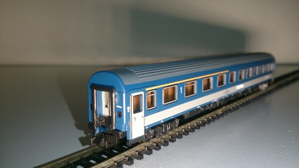 MAV ハンガリー国鉄 ユーロフィ...