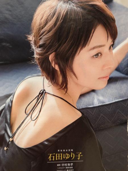 石田ゆり子さんの画像その4