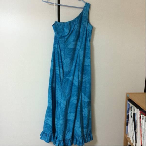 フラダンス衣装CCfasionsワンショルダーワンピースドレス