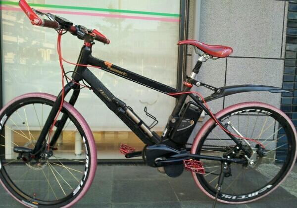自転車 リミッター カット 電動