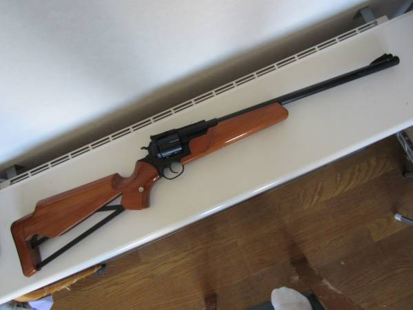 ライフル リボルバー
