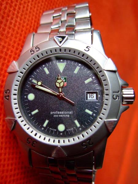 watch 3104c bfbc0 タグホイヤー1500 クオーツメンズ WD1211-K-21(その他)|売買 ...