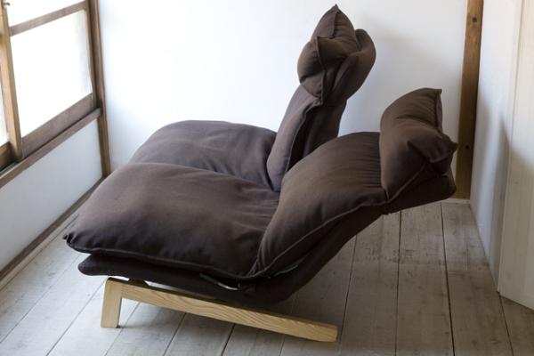 無印 良品 ハイバック リクライニング ソファ