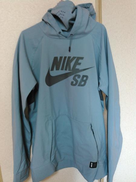 new specials buy good authentic quality Nike SB Enigma Hoodie グレー サイズL US(Lサイズ)|売買された ...