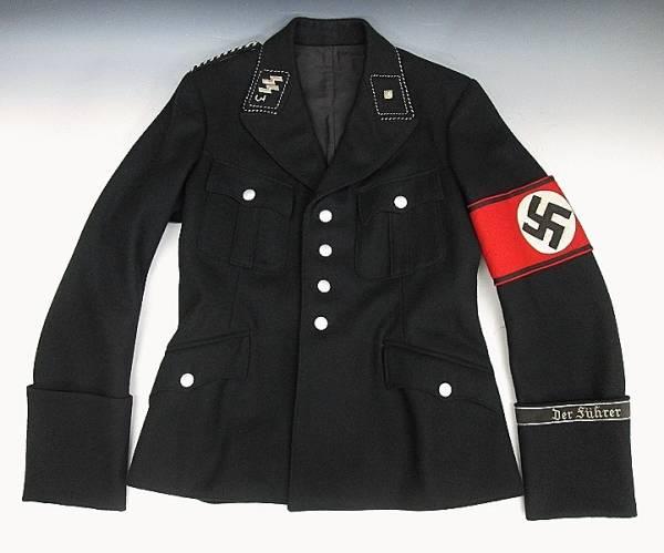 ナチスドイツ SS黒服 実物 制服 軍服 親衛隊 クラウゼ購入の質問一覧
