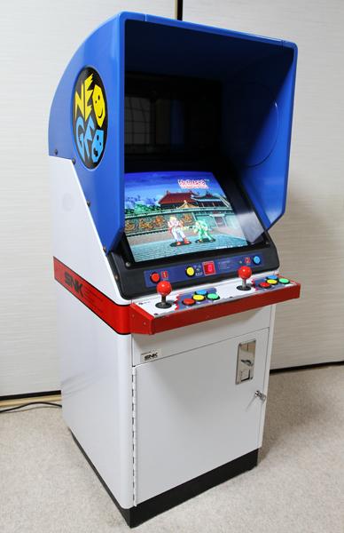 SC-19 Neo Geo kabinet