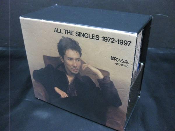 郷ひろみ ALL THE SINGLES 1972-...