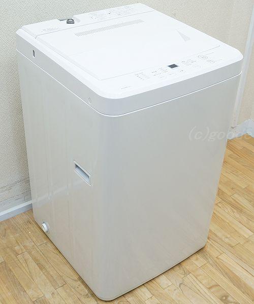 動作確認済み 無印良品 2103年製 4.5kg 全自動電気洗濯機 AQW
