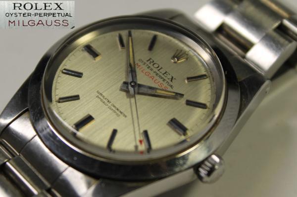 timeless design 04c08 29b10 1円 レア ROLEXロレックス ミルガウス 1019 後期 シルバー文字 ...