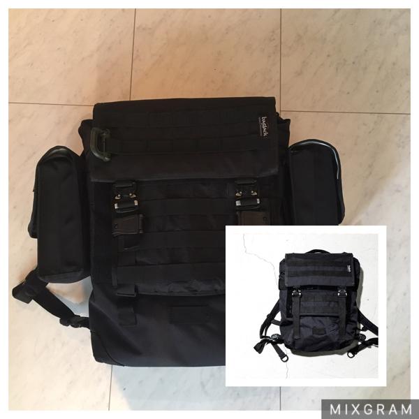 cathedral別注 bagjack バッグジャック skid cat バックパック backpack