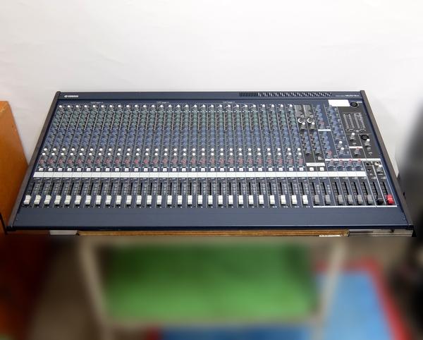 yamaha mg32 14fx ヤマハ32chミキサー 24ch mono 4系統 stereo 160453