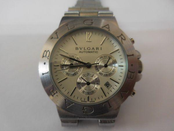 info for 1ca05 6f2ab BVLGARI ブルガリ 腕時計 SD38S L2161 管理番号A-2207-8(その他 ...