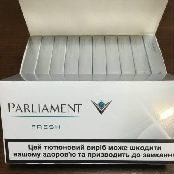 メンソール パーラメント