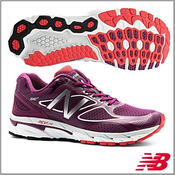99ede6521d5cc 新品 NEWBALANCE ニューバランス W1040 ウィメンズ レディース ウルトラ マラソン ランニング ジョギング シューズ 24.5cm  PURPLE_1