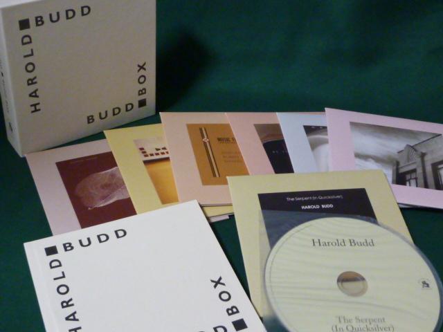 7枚組CD 『 BUDD BOX 』 HAROLD ...