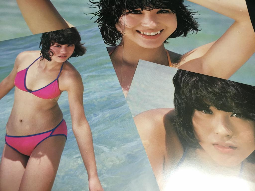 松田聖子さんのビキニ