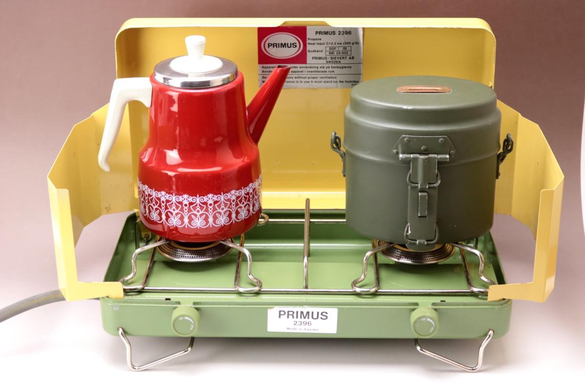 プリムス バーナー 2396 キャンプ用 ガス ツーバーナー PRIMUS SWEDEN