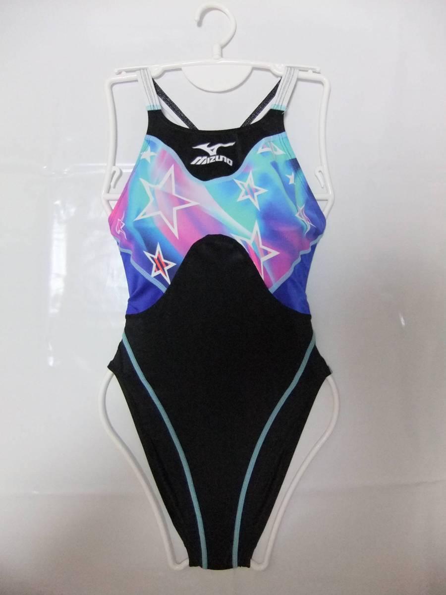 403d323e187 【光沢】 水泳インストラクター 競泳水着 レディース MIZUNO(ミズノ) ハイカットAS アクセルスーツ