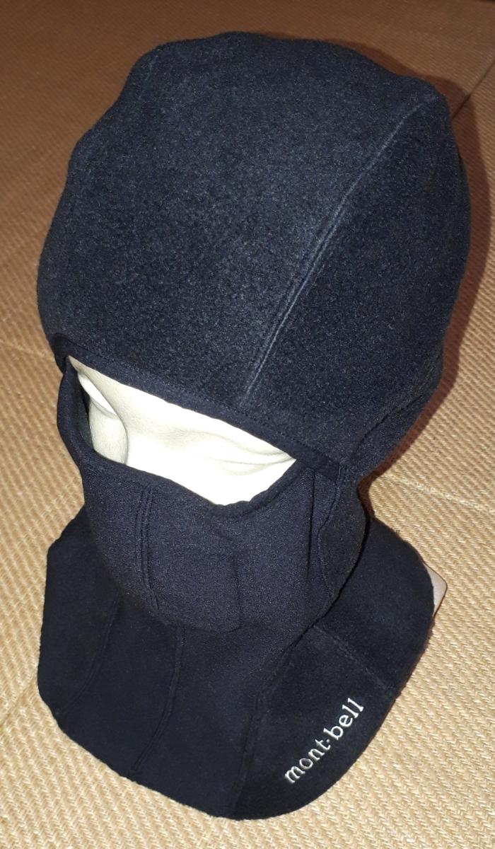 モンベル マスク