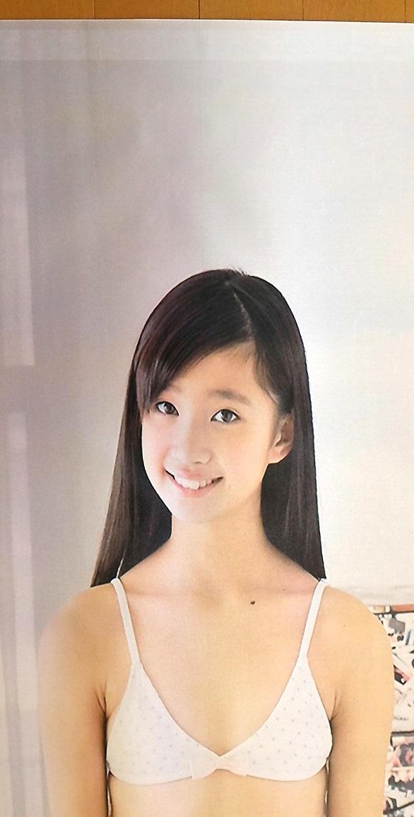 特大 ジュニア アイドル ポスター 黒宮れい 76.5 × 137.3 cm 高級 ...