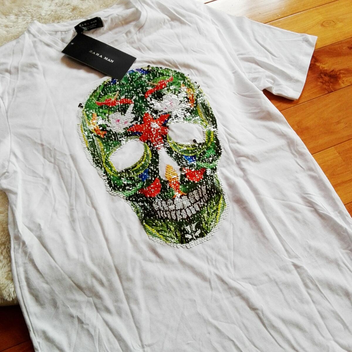 白 シャツ zara