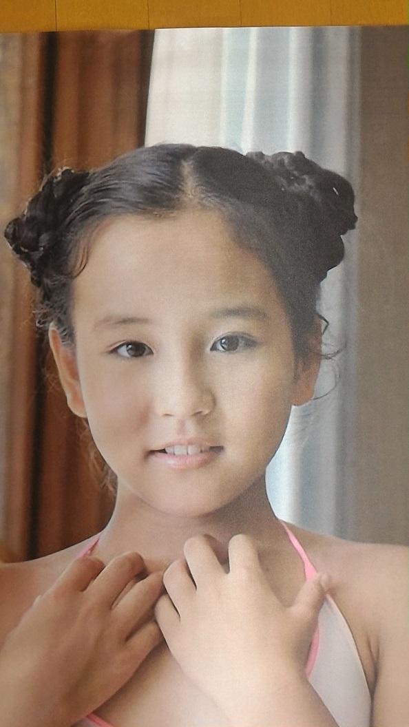ほぼ 等身大 ジュニア アイドル ポスター あみ 76 × 137 cm 高級 ...