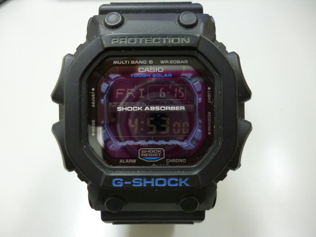 電池 交換 ショック g
