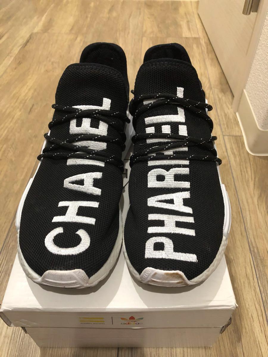 finest selection 3f997 5a261 アディダス adidas シャネル CHANEL スニーカー(26.5cm)|売買 ...