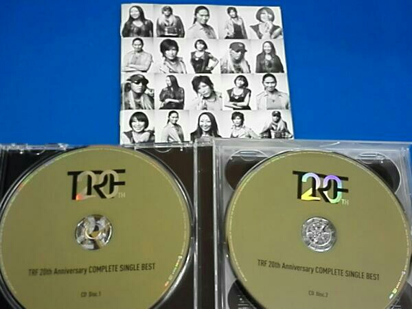 TRF TRF 20TH Anniversary COMPL...
