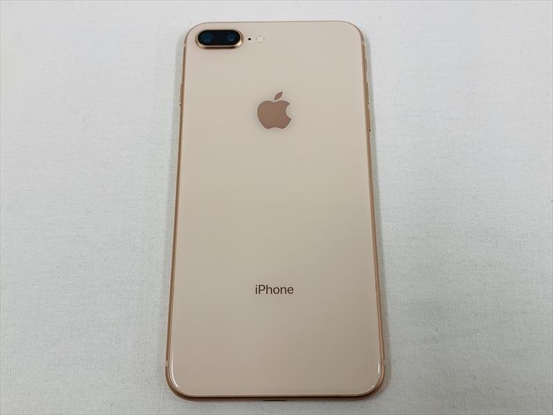 極美品 Softbankデモ機 iPhone8 Plus 64GB ゴールド 3D097J/A 判定〇 バッテリー最大容量100% 19273_3