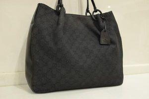 new product 569b8 1a82a グッチ キャンバス トートバッグの平均価格は16,835円|ヤフオク ...