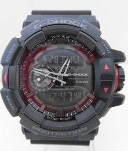 1ca82fc86f X074-lA891 CASIO カシオ G-SHOCK GA-400 メンズ QUARTZ クオーツ 稼働 腕時計 現状品◎