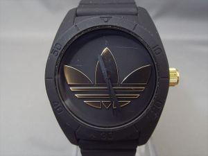 5f098e52cd 即決! adidas/アディダス SANTIAGO/サンティアゴ/クォーツ/3針/メンズ腕時計/ADH2912