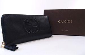 702cdb3400a1 GUCCI 財布 黒の平均価格は12,032円|ヤフオク!等のGUCCI 財布 黒の ...