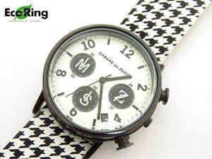 0c05c3d1d5 1円 CABANE de ZUCCA カバン ド ズッカ K016 アナログ クォーツ メンズ腕時計 AJ626