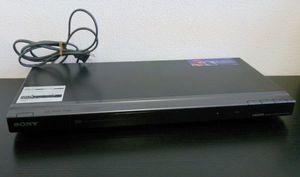 DVDプレーヤー SONY CD/ DVP-NS700H
