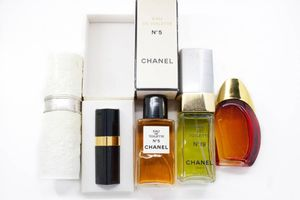 87bf3b0e9b27 CHANEL シャネル * No.5 PARFUM 7.5ml & EAU DE TOILETTE 100ml No.19 NINA RICCI 香水
