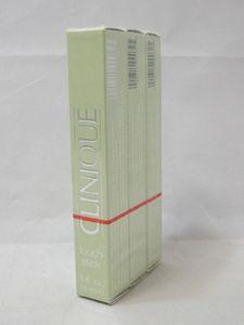 未開封 保管品 CLINIQUE クリニーク タッチ スティック touch-stick 15ml 3箱セット ニキビ アクネ 対策 ③ 0315